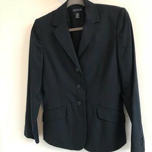 Black blazer by Ann Taylor. Size 2